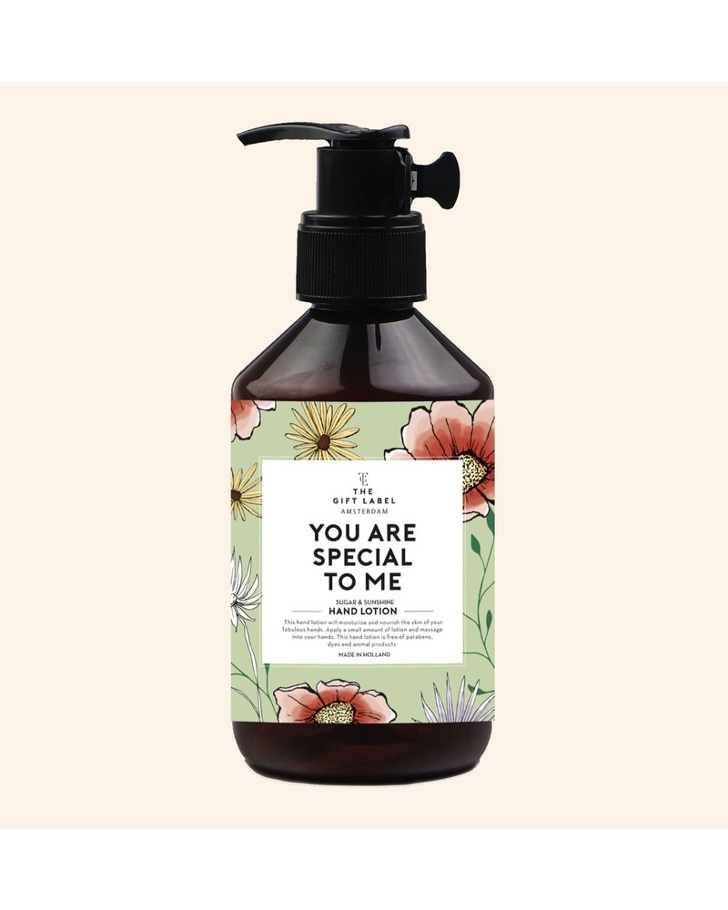 TheGiftLabel Handlotion - You Are Special To Me