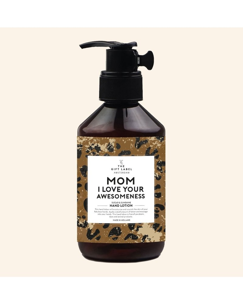 TheGiftLabel Handlotion - MOM AWESOME