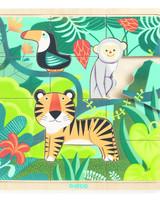 djeco Puzzle Jungle