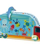 Djeco Silhouette Puzzle - Aquarium