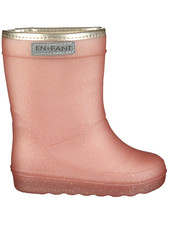 En Fant Thermo Boot - metallic rose