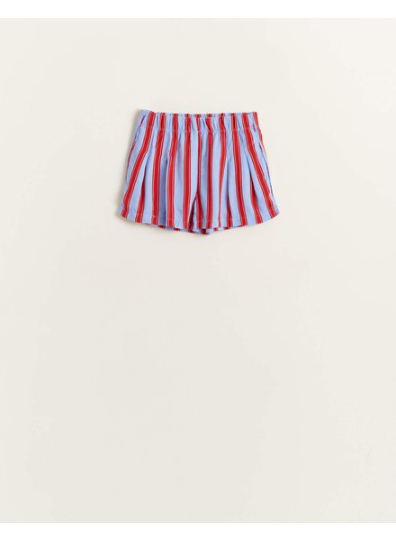 Bellerose PEACOCK short - Stripe A