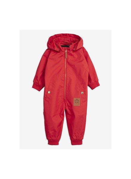 Mini Rodini Pico Baby Overall  - RED
