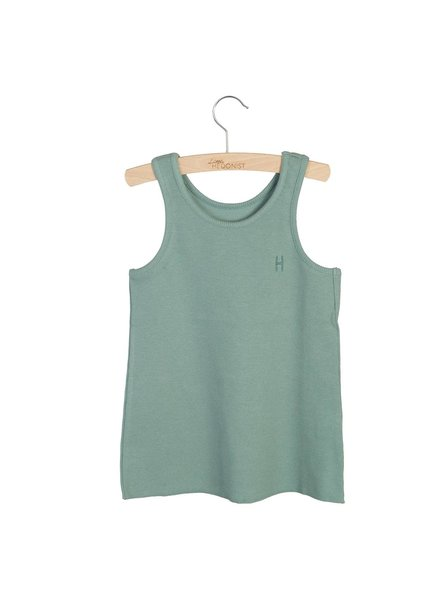 Little Hedonist Tanktop Maddy - Chinois Green