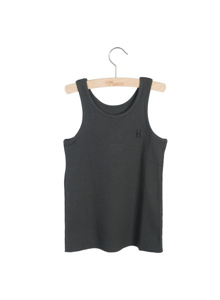 Little Hedonist Tanktop Maddy - Pirate Black