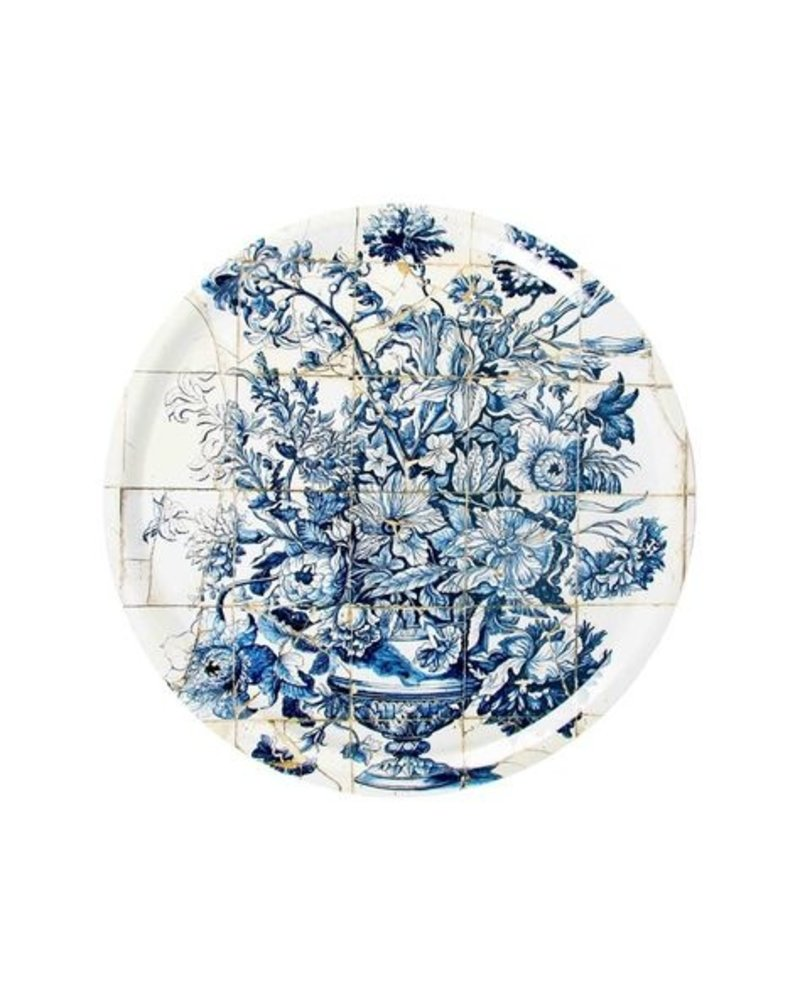 Tray Tiles - blue
