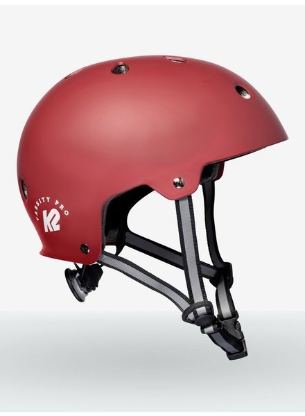K2 Sports Varsity Pro Helm - Red