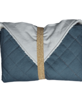 Fabelab Changing Pad - Blue Spruce