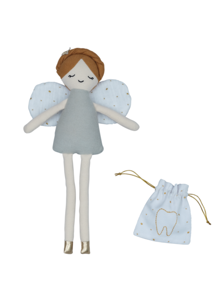 Fabelab Doll - Tooth Fairy with pouch