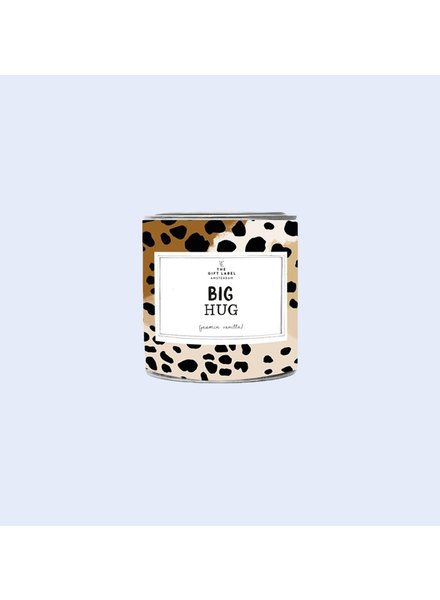 TheGiftLabel Candle tin Small - Big Hug