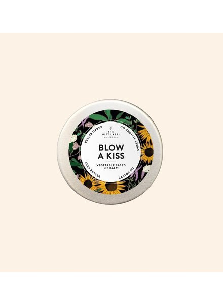 TheGiftLabel Lip Balm - Blow a kiss