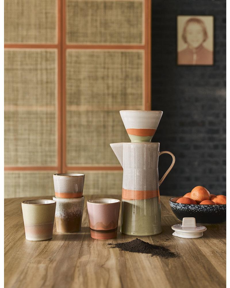 HK Living Ceramic 70's mug - Venus