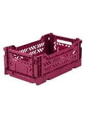 Ay-kasa Folding Crate - Chilli Pepper