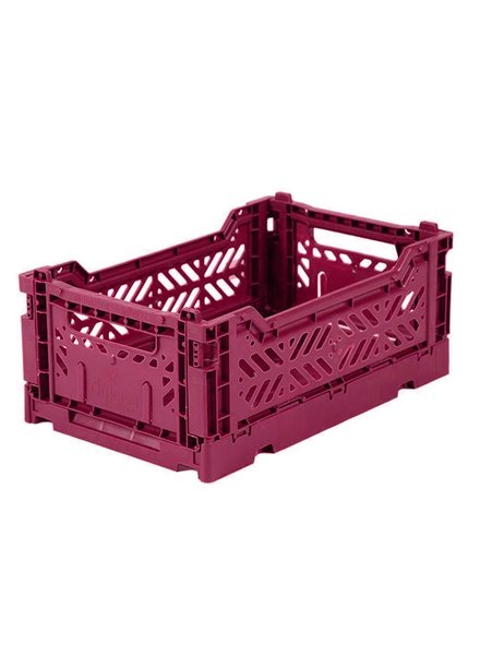 Ay-kasa Folding Crate - Chilli Pepper