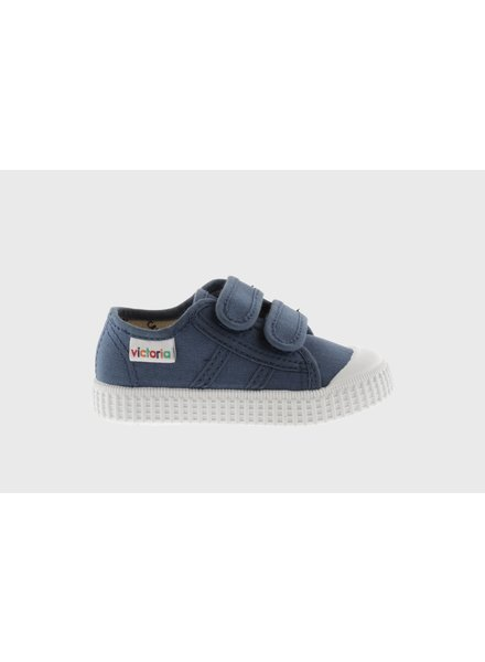 Victoria HIGHTOP CANVAS STRIPS - Jeans