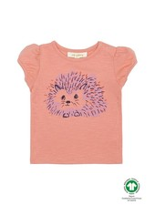 soft gallery Frannie T-shirt - Tawny Orange Hedgy