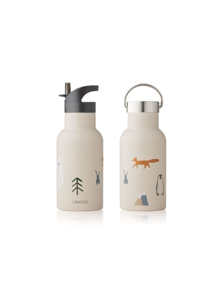 Liewood Anker water bottle - Arctic Mix