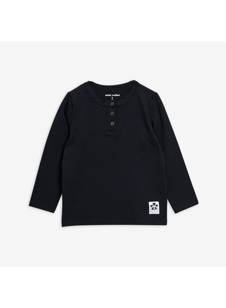 Mini Rodini Basic Grandpa - Black