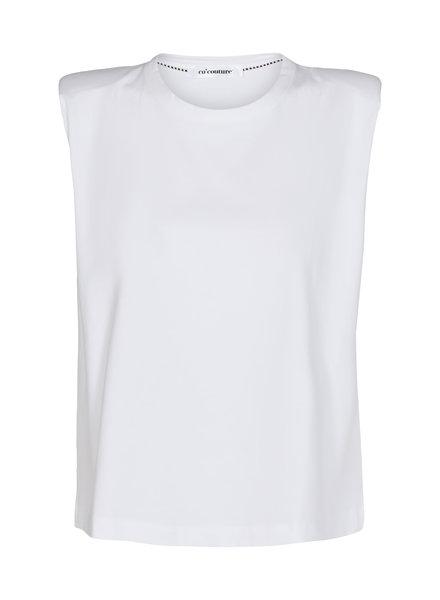co'couture EDUARDA Tee white