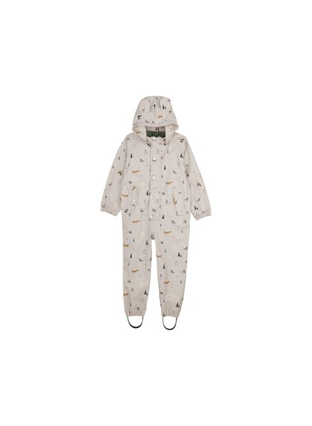 Liewood JARED rainsuit - arctic mix