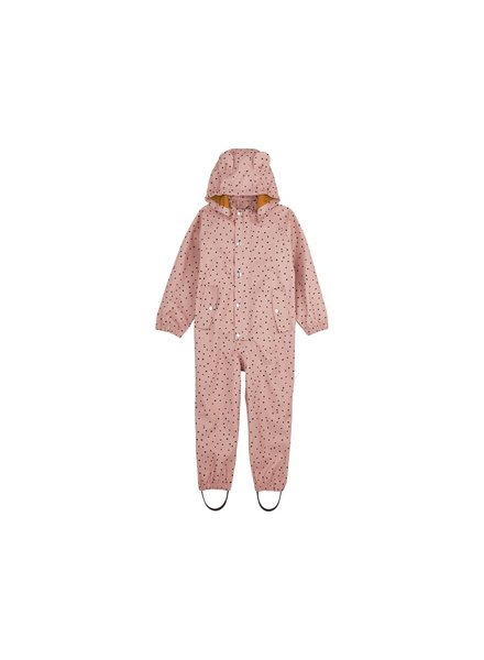 Liewood JARED rainsuit - confetti rose