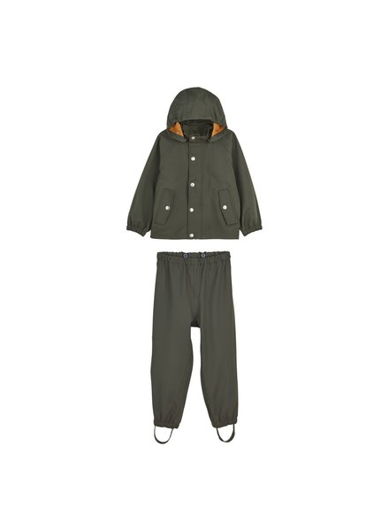 Liewood PARKER junior rainwear - hunter green