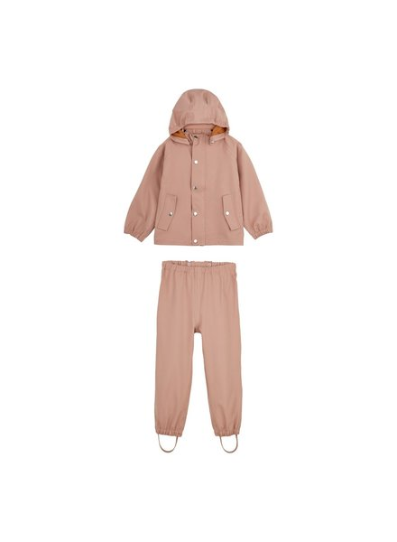 Liewood PARKER junior rainwear - dark rose
