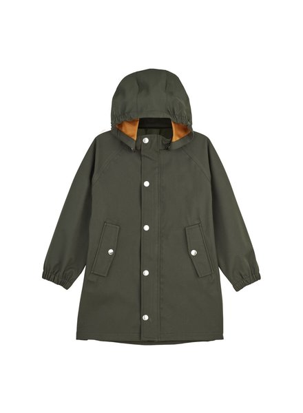 Liewood SPENCER  junior raincoat - hunter green