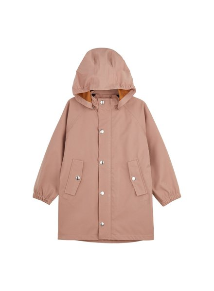 Liewood SPENCER  junior raincoat - dark rose