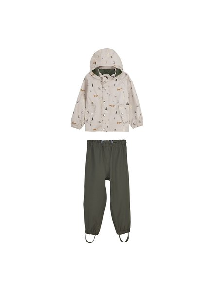 Liewood PARKER junior rainwear - Arctic mix