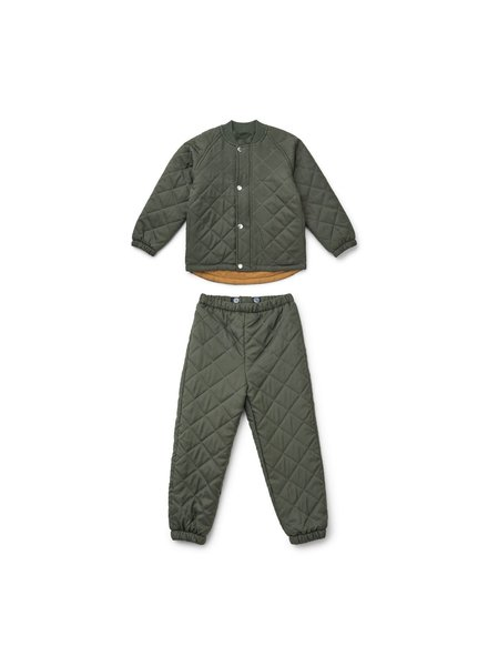 Liewood LUNA thermo set - hunter green