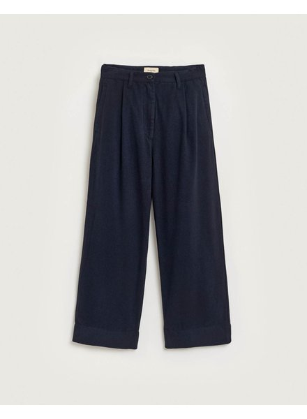 Bellerose PRINGLE PANTS - Navy