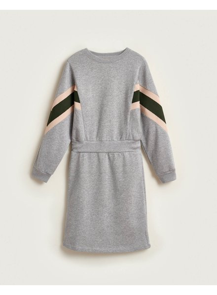 Bellerose FANIK DRESS - Heather Grey