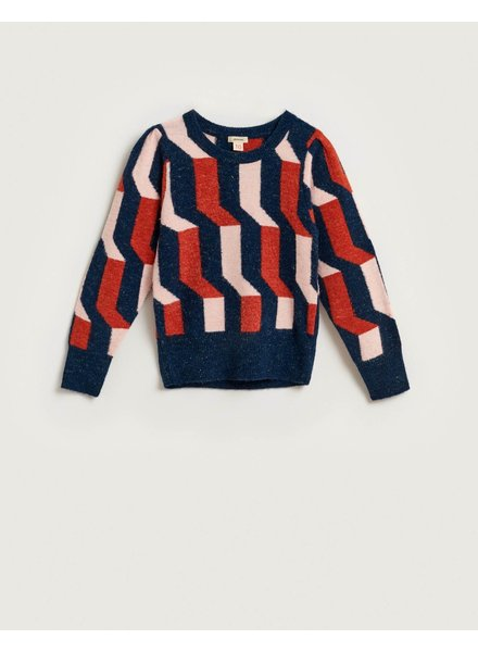 Bellerose GINGA KNIT SWEATER - Combo A