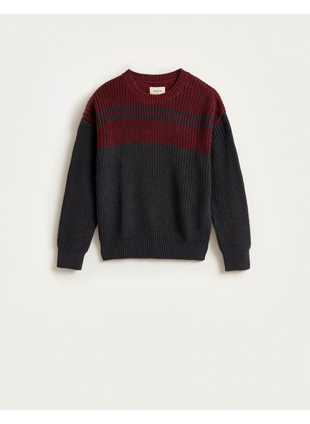Bellerose DYSS KNIT SWEATER - Pirate