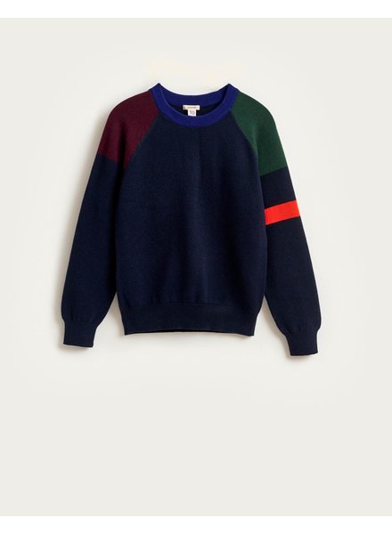 Bellerose GALLIO KNIT SWEATER - America