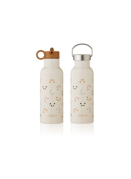Liewood NEO water bottle - Panda sandy multi mix