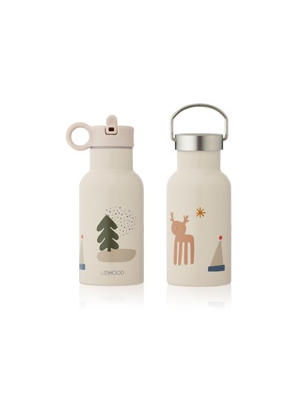 Liewood Anker water bottle - Holiday mix