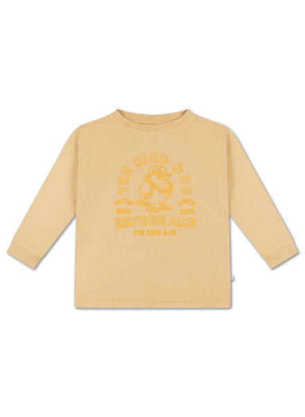 Repose AMS LONG SLEEVE sand
