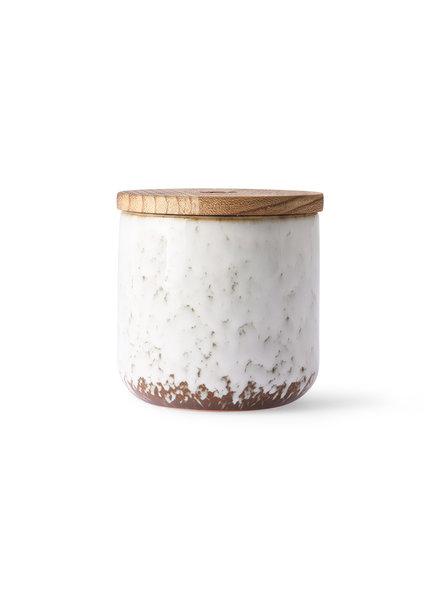 HK Living ceramic Duftkerze - northern soul
