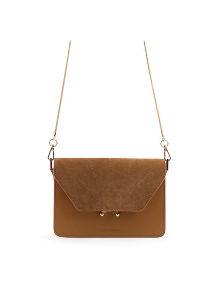 Sticky Lemon The Sticky Sis Club shoulderbag bag ton sur ton  | cider brown