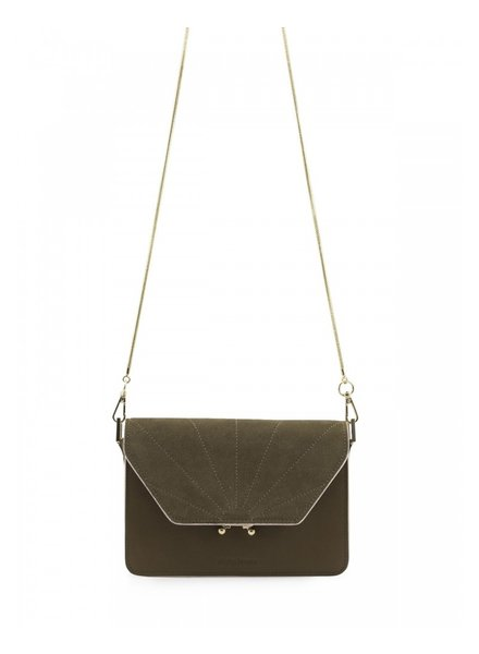 Sticky Lemon The Sticky Sis Club shoulder bag ton sur ton | olive green