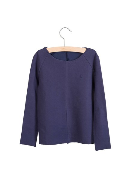 Little Hedonist Jersey Noa - Night Blue
