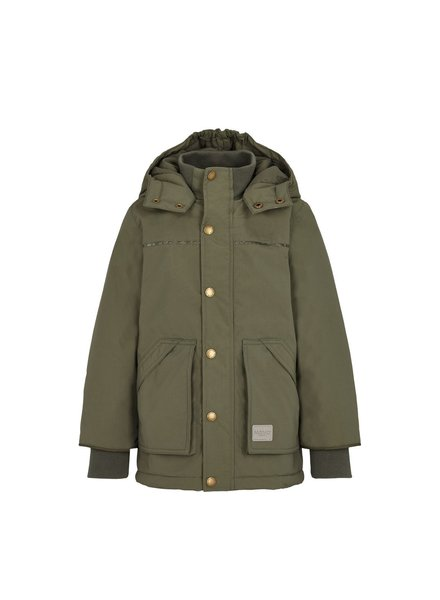 MarMar Copenhagen OSKAR winterjacket - Hunter