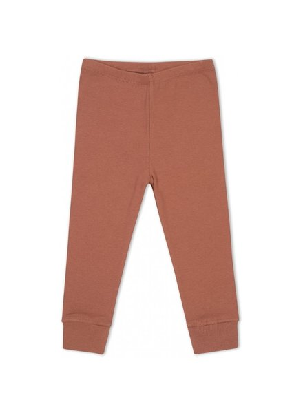 Konges Sløjd Siff Leggings - Choco Bean