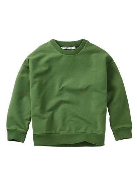 MINGO. SWEATER MOSS GREEN