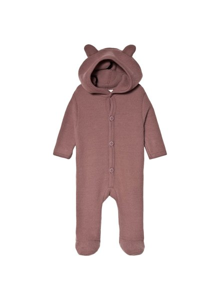 FIXONI HUSH Woll Overall - rose taupe