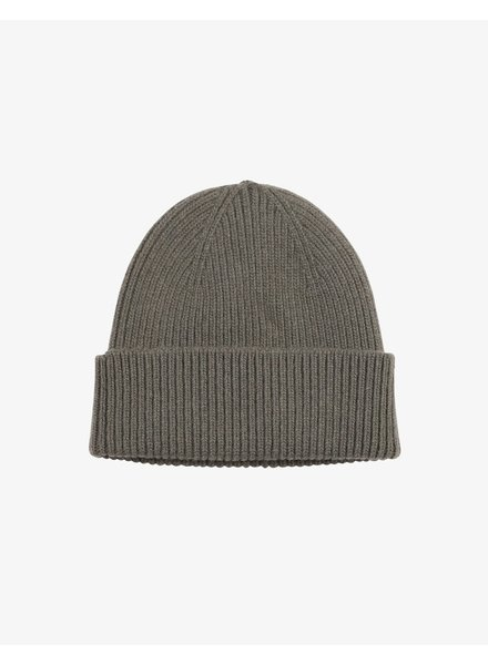 Colorful Standard Merino Wool Beanie - Dusty Olive