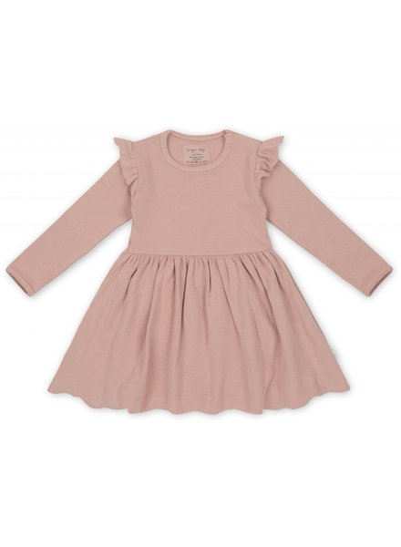 Konges Sløjd DRESS SIFF - Rose Blush