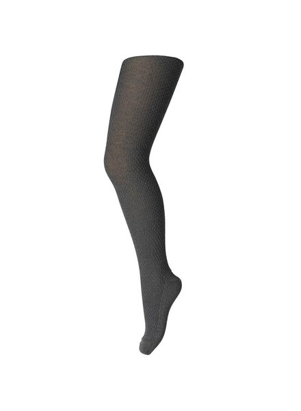 MP Denmark Capsule Wool tights - antracite